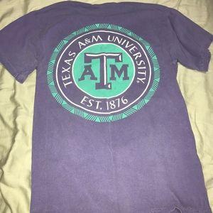 Comfort Colors Tops - A&M T-Shirt